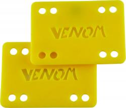 Venom 1-8 Risers set of 2 Yellow