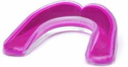 Wilson MG2 Mouth Guard Pink Youth
