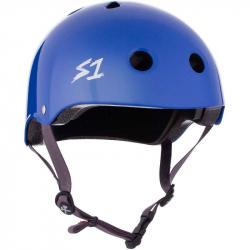S-One V2 Lifer Helmet M Gloss LA Blue