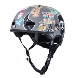 Micro Helmet V2 Sticker M size