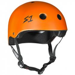 S-One V2 Lifer Helmet M Orange Matte