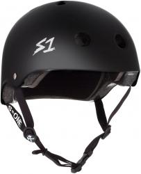S-One V2 Mega Lifer Helmet S Black Matte