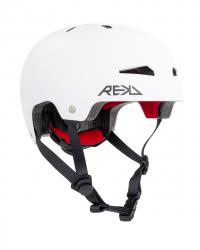 Rekd Junior Elite Helmet White