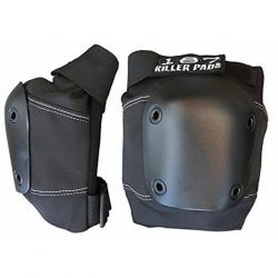 187 Killer Slim Knee Pads L size Black