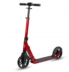 Shulz 200 Scooter (Red)