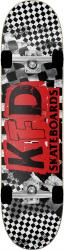 KFD Ransom Complete Skateboard 8 White