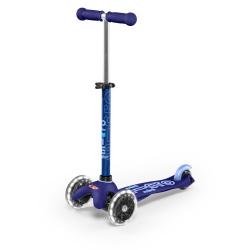Micro Mini Deluxe LED Luminous wheels Blue