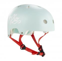 Rio Roller Script Helmet LightGreen