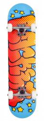 Rocket Complete Skateboard 7.75 IN Bubbles