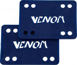 Venom 1-8 Risers set of 2 Blue