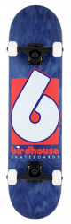 Birdhouse Complete Stage 3 B Logo Navy-Red 7.75