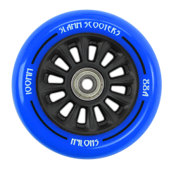 Slamm Nylon Core 100mm Wheel (Blue)
