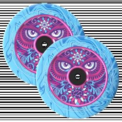 Fuzion Hollowcore Alexandra Madsen Wheels 110mm 2-pack