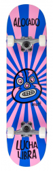 Enuff Lucha Libre 7-25 Blue-Pink