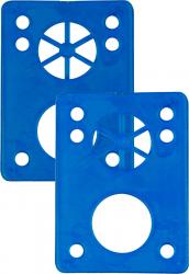 Essentials 1-8 Riser Pads set of 2 Blue