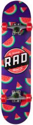 RAD Dude Crew Skateboard Watermelon 7-25