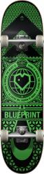 Blueprint Complete skateboard 8 Black-Green