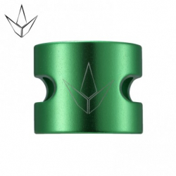 Blunt Clamp 2 Bolts Twin Slit (Green)