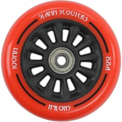 Slamm Nylon Core 100mm Wheel (Red)