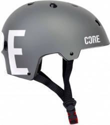 CORE Street Helmet Grey S/M