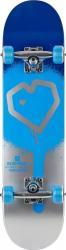 "Blueprint Complete skateboard 8.25"" Silver/blue"