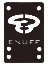 Enuff Skateboards Shock Pads 1mm Black
