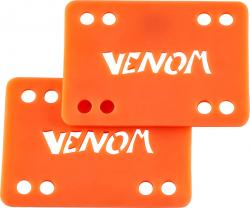 Venom 1-8 Risers set of 2 Orange