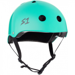 S-One V2 Lifer Helmet (L size) (Blue lagoon)
