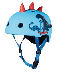 Micro Helmet Monsters (S size) (Blue)