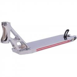 Striker Bgseakk Magnetite Pro Scooter Deck 49cm Chrome