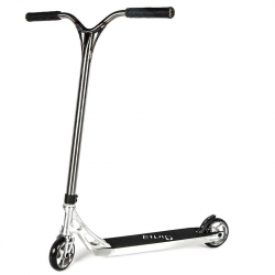 Ethic Vulcain 12 STD Complete Scooter (Silver)