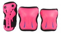 SFR Triple Pads Set AC760 L size Hot Pink