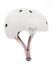 Rio Roller Rose Helmet S/M Cream
