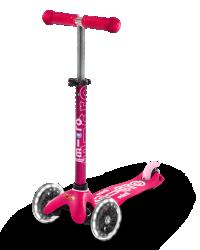 Micro Mini Deluxe LED ( Luminous wheels ) (Pink)