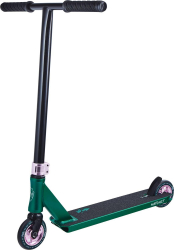 North Hatchet 2020 Pro Scooter (Green/Pink)