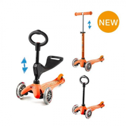 Micro Mini 3 in 1 Deluxe (Orange)