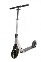 Shulz 200 Scooter (Silver)