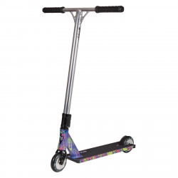 North Tomahawk Pro Scooter (Silver)