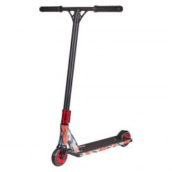 North Tomahawk Pro Scooter (Red/Black)
