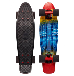 Penny Boards '22' with design (Red/Blue)