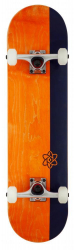 Rocket Complete Skateboard Invert Series (Orange)