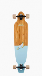 Landyachtz Battle Axe Longboard  Eagle 40'' / Chill Bird 40'' / Fox 38''  (BlueLight)