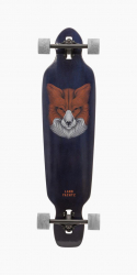 Landyachtz Battle Axe Longboard  Eagle 40'' / Chill Bird 40'' / Fox 38''  (Black)