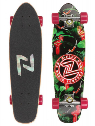 Z-Flex Cruiser Bikini / Neon Flamingo / Manic (Red/Black)