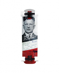 Moonshine RUM RUNNER Longboard (Black)