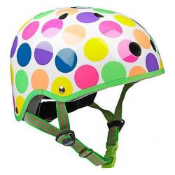 Micro Helmet Printed (M size) (PinkLight) M (53-58)
