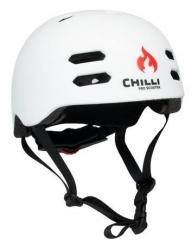 Chilli Pro In-Mold Helmet (Black/White) L