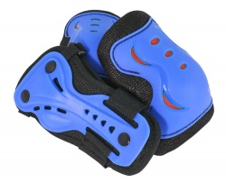 SFR Triple Pads Set AC760 (S size) (Blue)