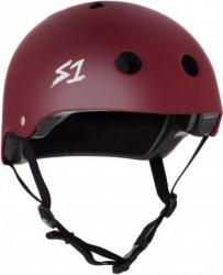 S-One V2 Lifer Helmet (S size) (Red/Black)