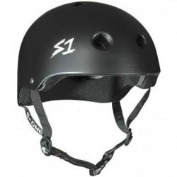 S-One V2 Lifer Helmet (S size) (Black)